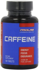 ProLab Caffeine Maximum Potency 200mg Tablets