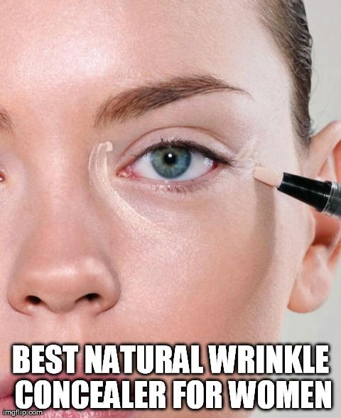 Natural Wrinkle Concealer For Women