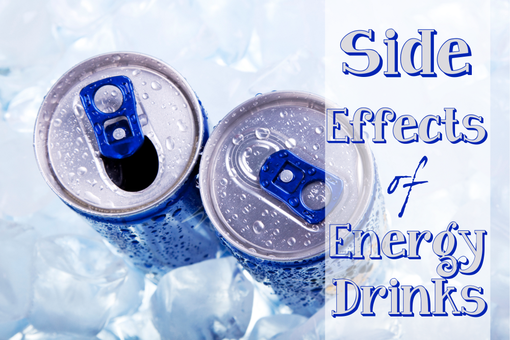 Side Affects Of Energy Drinks