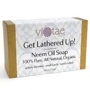 Neem oil soap