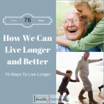 Ways To Live Longer