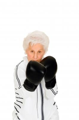 Ambro elderly woman