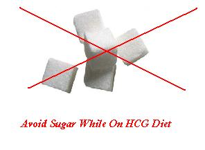 Avoid Sugar While On the HCG Diet 6 Reasons to Avoid Sugar While On the HCG Diet