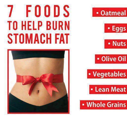 BURN BELLY FAT 10 MOST EFFECTIVE FOODS THAT BURN BELLY FAT FASTER