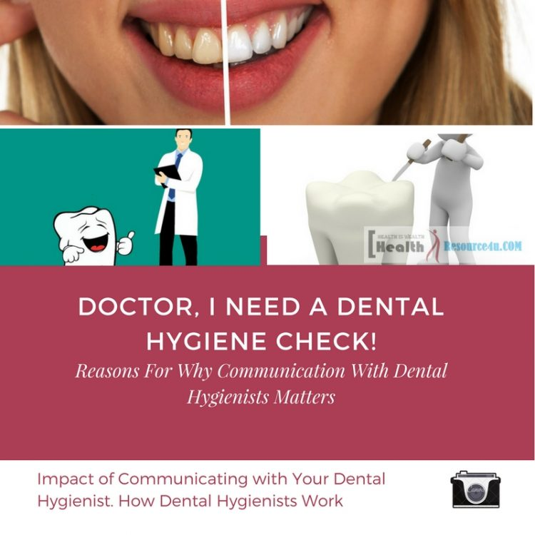 Communicating with Your Dental Hygienist