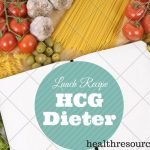 Exciting Lunch Recipes for the HCG Dieter
