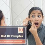 Get Rid Of Pimples With These Simple Acne Treatments