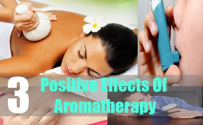 Positive Effects of Aromatherapy