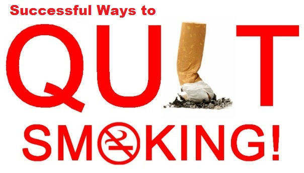 Successful Ways to Quit Smoking