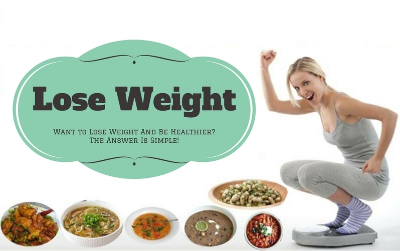 Want to Lose Weight And Be Healthier