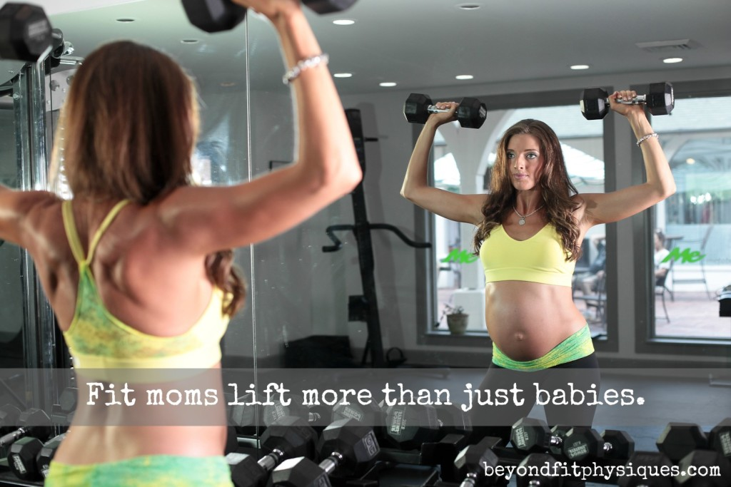 Weight Training during pregnancy