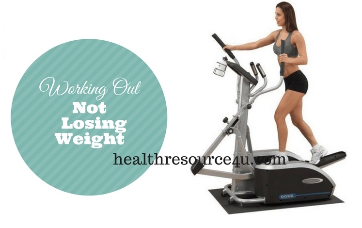Why Working Out Does Not Equal Weight Loss