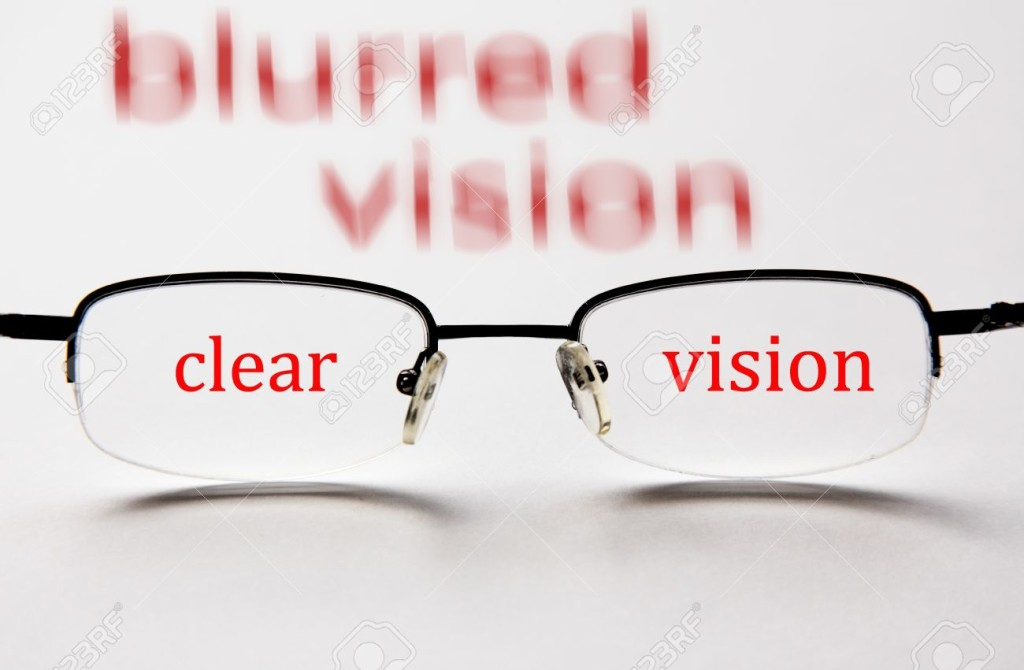 Blurred Vision causes and treatment