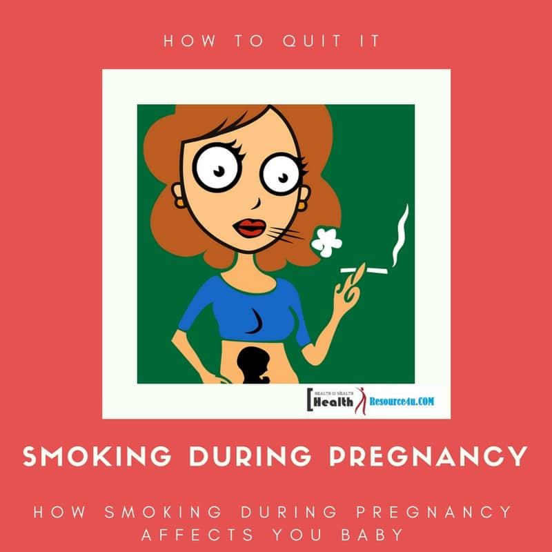 How Smoking During Pregnancy Affects You Baby And How To Quit It