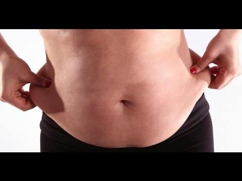 how to get rid of male abdominal fat