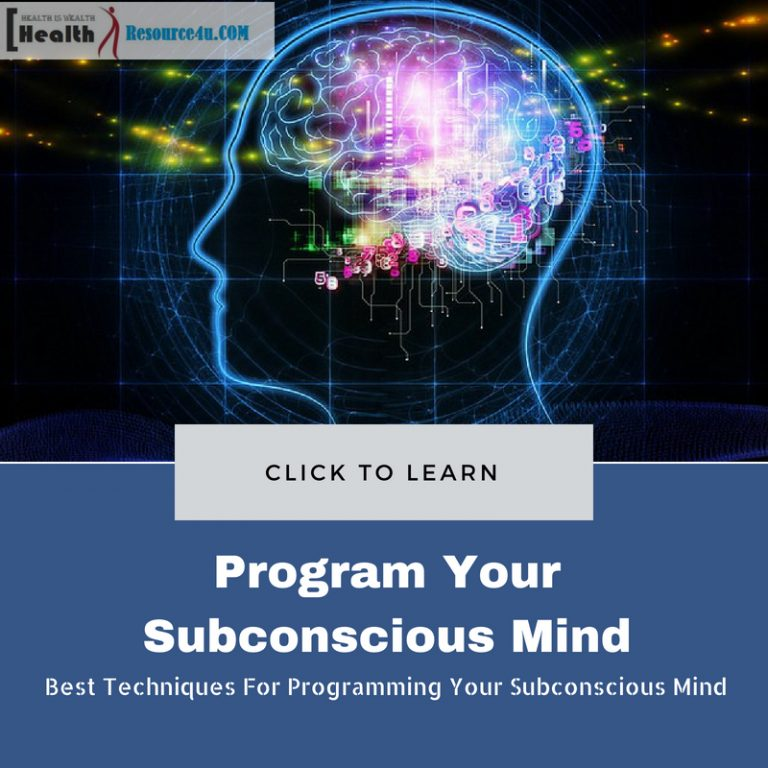 Programming Your Subconscious Mind