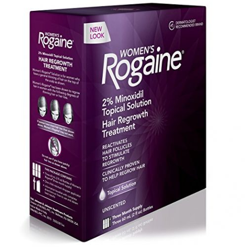 Rogaine Hair Regrowth