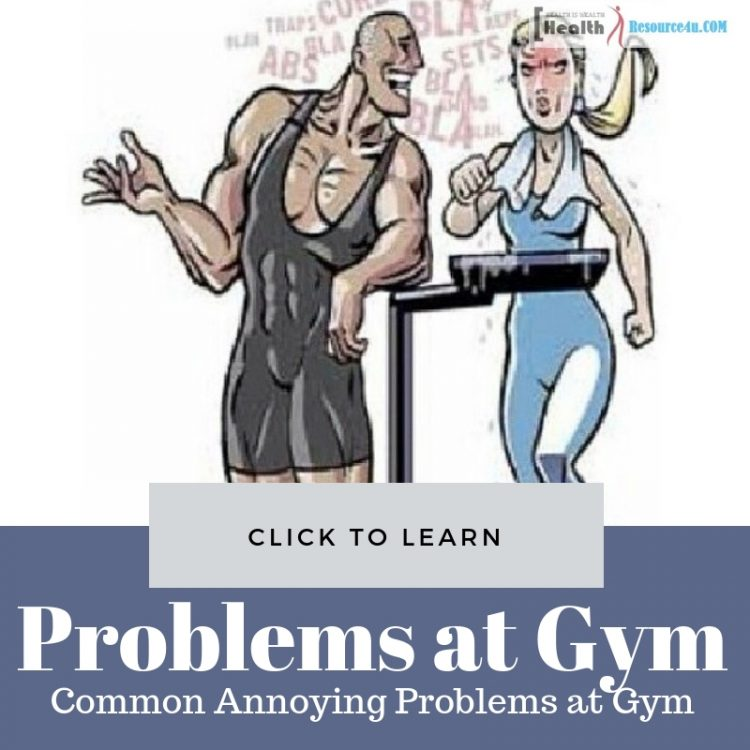 Are You Annoyed With The Problems In gym
