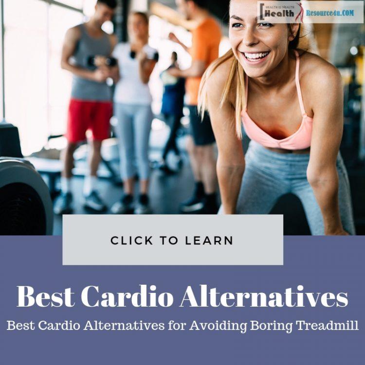 Best Cardio Alternatives for Avoiding Boring Treadmill