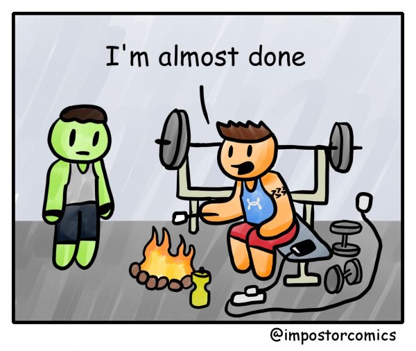 Common Annoying Problems at Gym