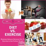 Diet vs. Exercise
