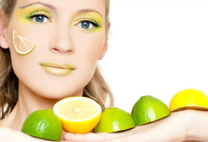 Lemon Facial Pack