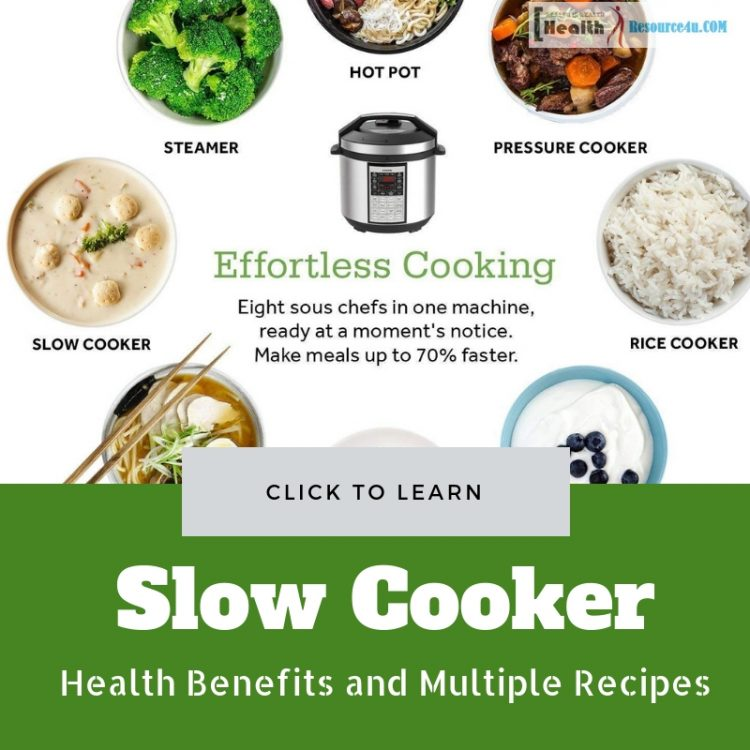 Slow Cooker Health Benefits
