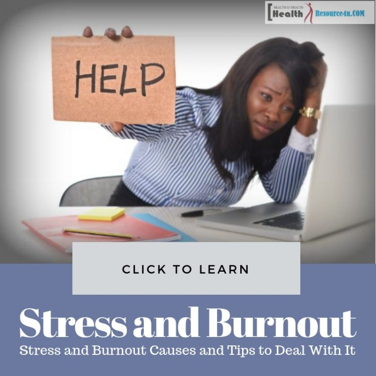 Stress and Burnout Causes
