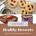 Tips for Preparing Healthy Desserts