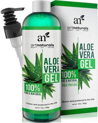 ArtNaturals Organic Aloe Vera Gel