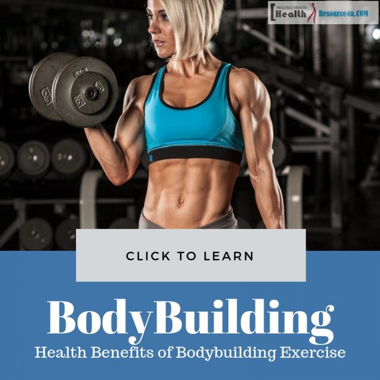 Health Benefits of Bodybuilding Exercise
