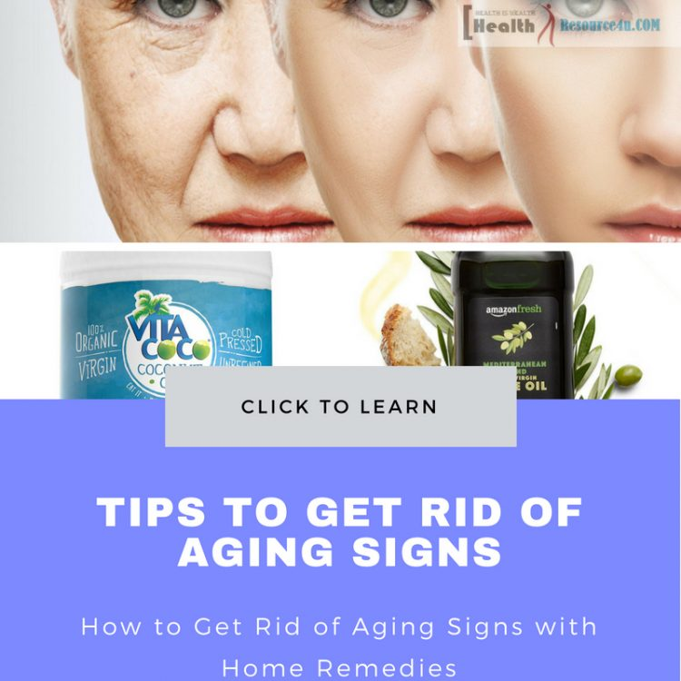 Home Remedies for Anti-Aging