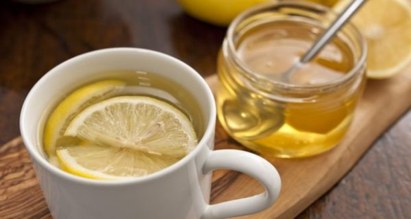 Honey & Lemon Mixture