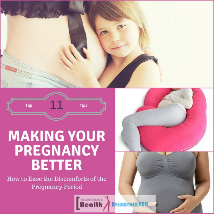 Making your Pregnancy Better