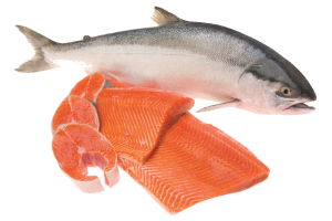 Salmon (Fatty Fish)