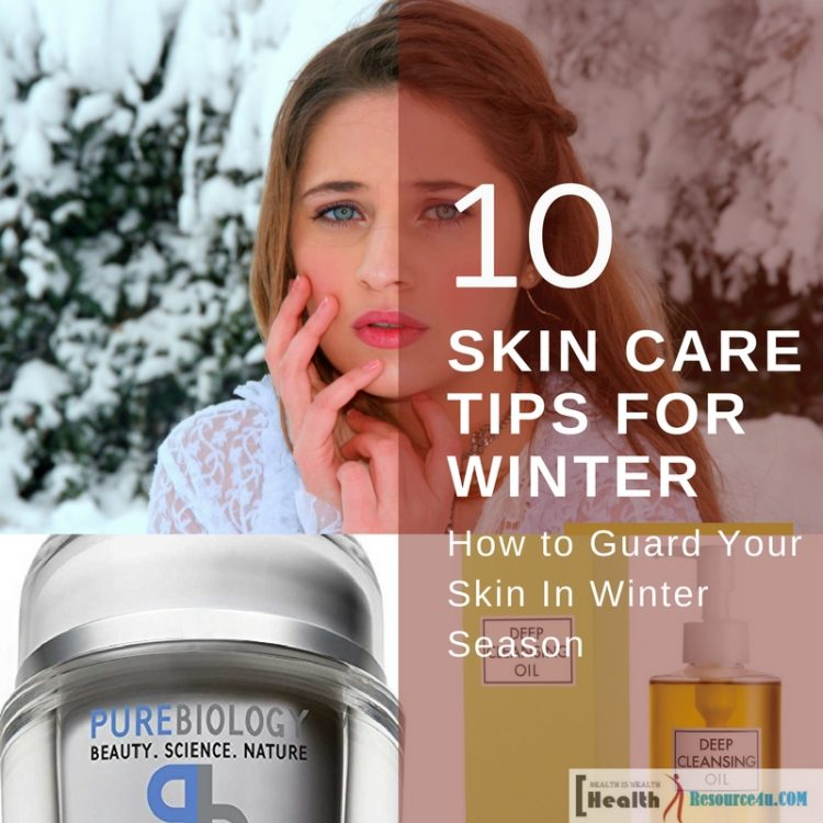 Skin Care Tips for Winter : How to Guard Your Skin In ...