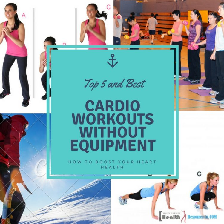 Best Cardio Workouts Without Equipment