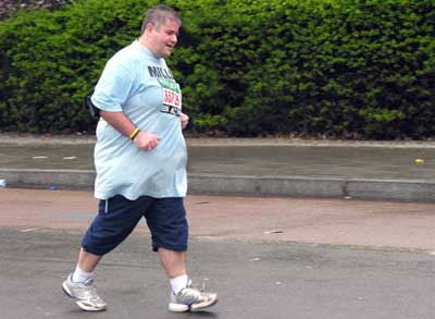Overweight Runners tips for fat people