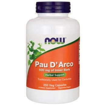 Now Foods PAU D Arco