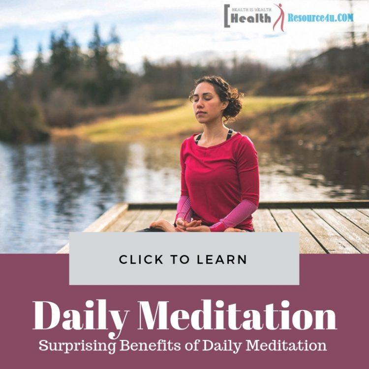 benefits of daily meditation