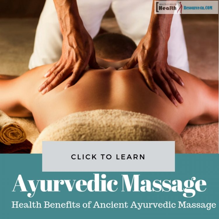 Ancient Ayurvedic Massage