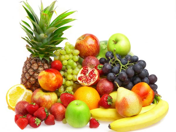 Have Fresh Fruits