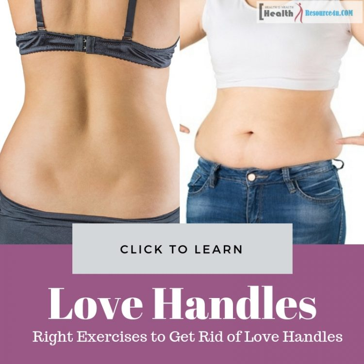 Exercises to Get Rid of Love Handles