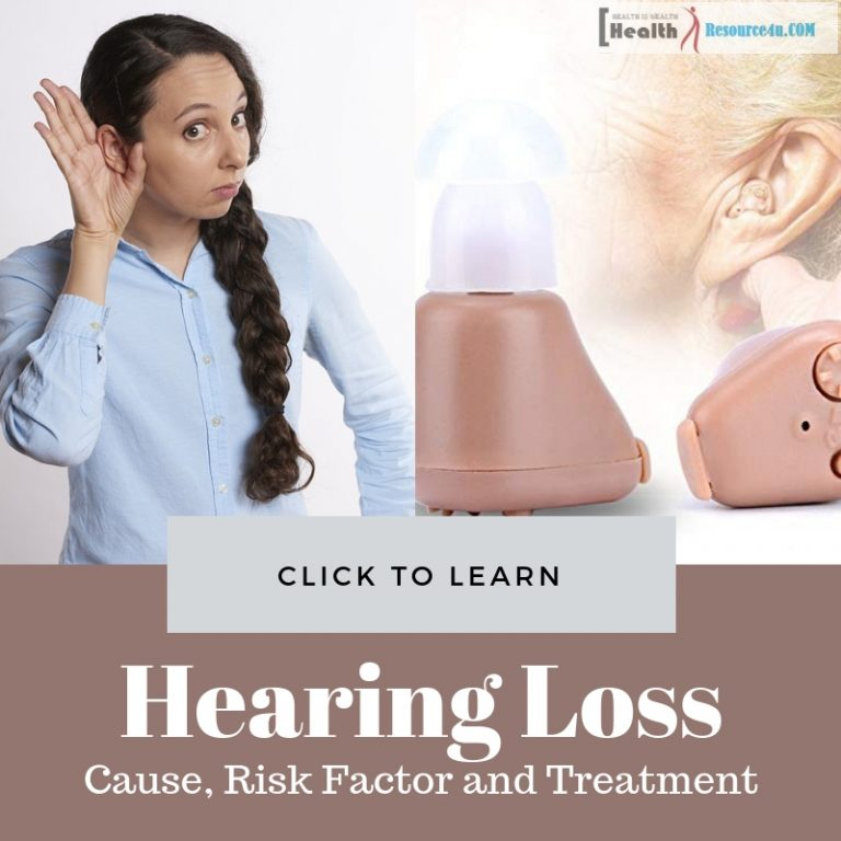 Incidence of Hearing Loss