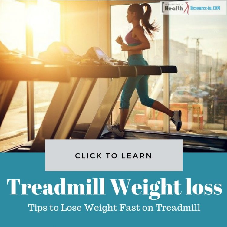 Lose Weight Fast on Treadmill