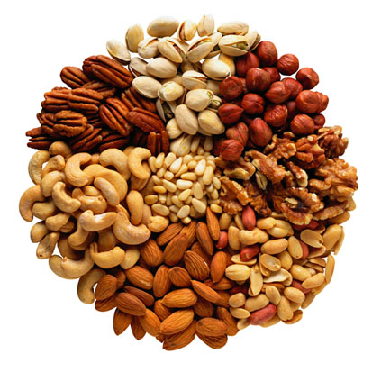 nut nutrition benefits