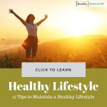 Tips to Maintain a Healthy Lifestyle