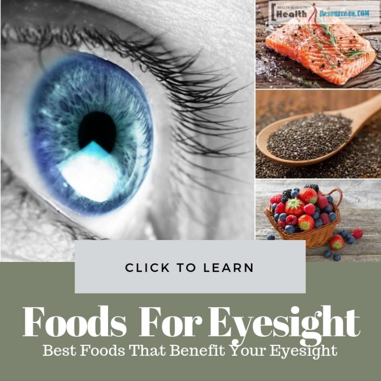 Best Foods That Benefit Your Eyesight