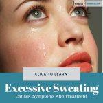Hyperhidrosis Excessive Sweating