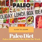 Paleo Diet Lunch Box Ideas for Work